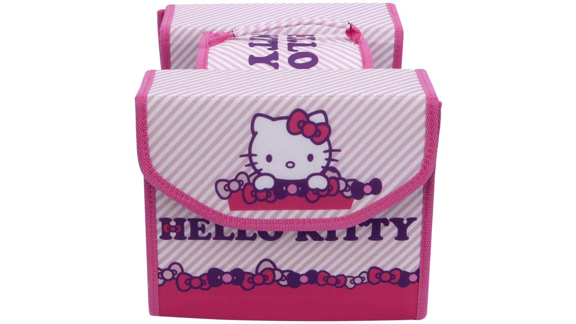 Bike Fashion Double Enfant Sacoche Hello Kitty Rose