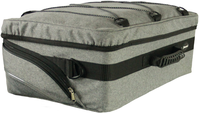 Haberland Touring 7000 Porte-Bagages Sac 33L - Gris