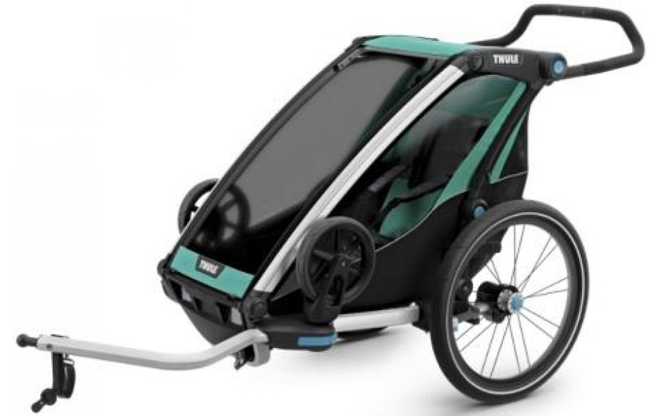 Thule Chariot Lite 1 Remorques - Bluegrass