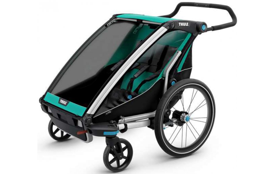Thule Chariot Lite 2 Remorques - Bluegrass